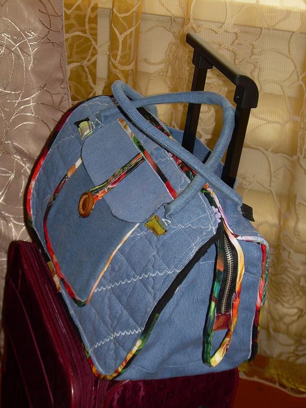 Дорожная сумка от TIMOLena