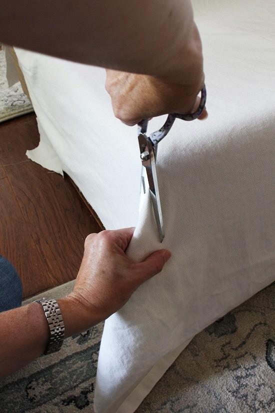 Как сшить чехол длядивана: 3 мастер-класса
