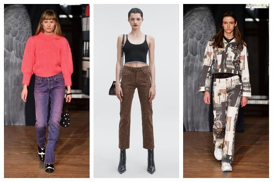 Модные джинсы осень-зима 2018-2019: 6 главных тенденций