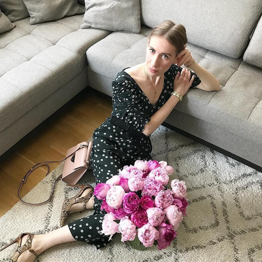 Блог стилиста, который шьёт: instagram недели