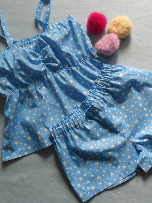 Хлопковая пижама