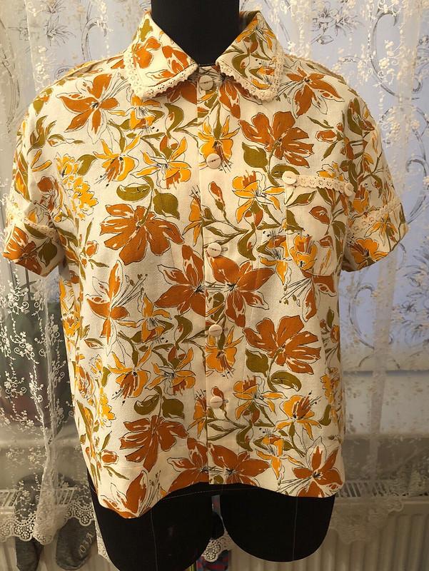 Рубашка (домашняя)