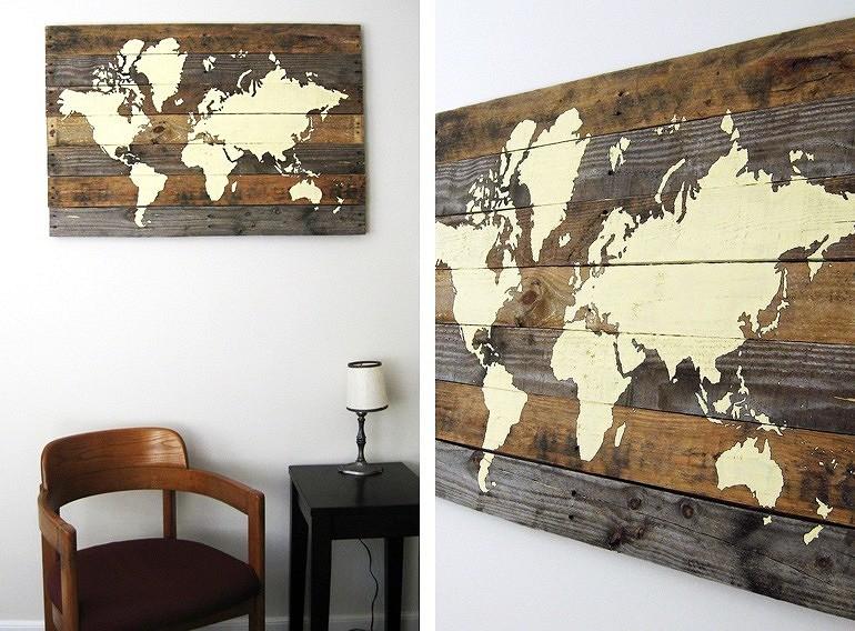 Как украсить стены: 15 идей декоративных панно смастер-классами