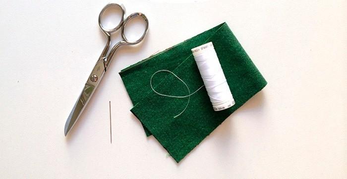 Как выполнить обмёточный шов вручную: самый простой способ