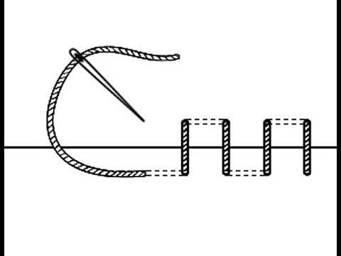 Как зашить дырку натрикотаже: 7 разных способов ремонта разных дыр