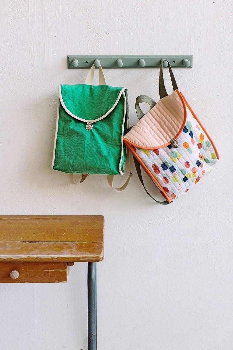Как сшить ранец дляшколы