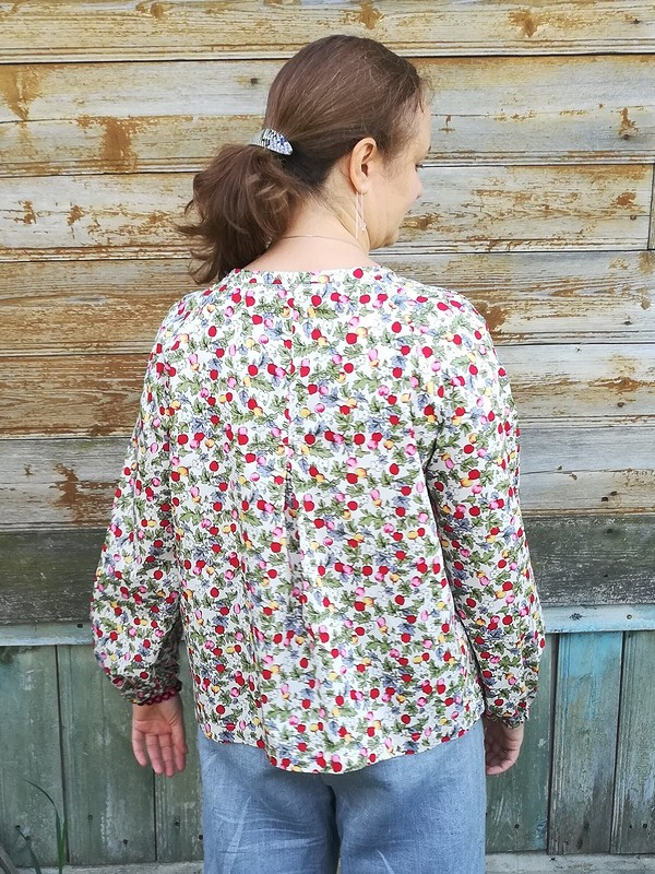 Вкусная рубашечка от Persea