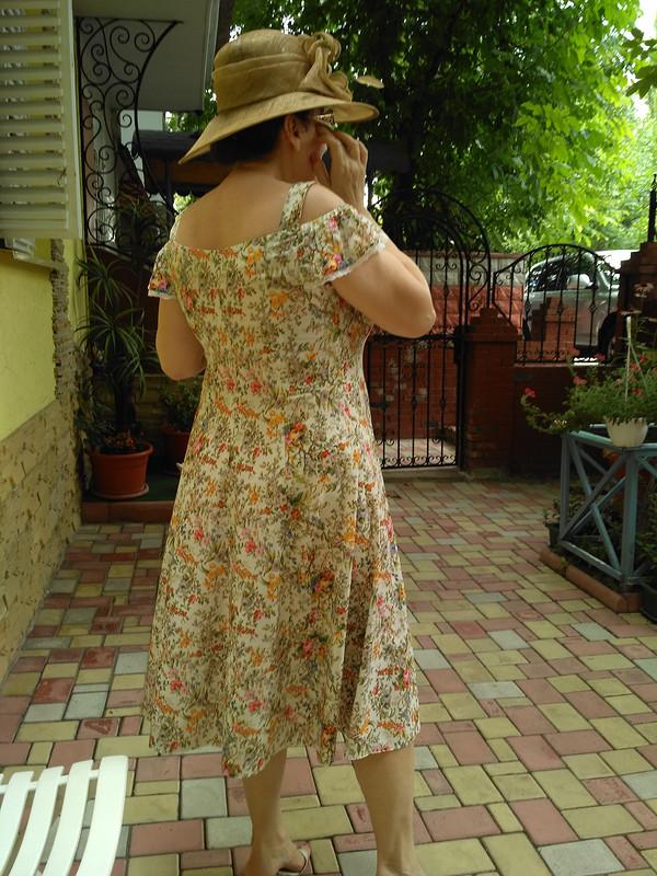 Летнее платье-сарафан. от Bugatti