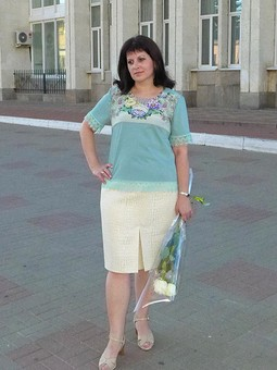 Работа с названием Время надежд )))