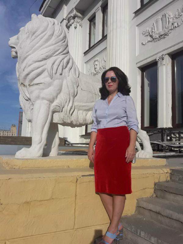 Моя красная от Похващева Ирина