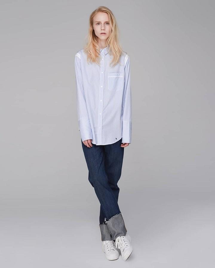 С чем носить рубашку: 15 модных образов