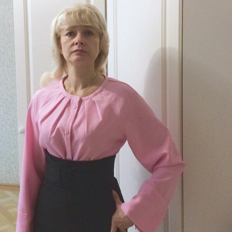 Блузка от lad8910