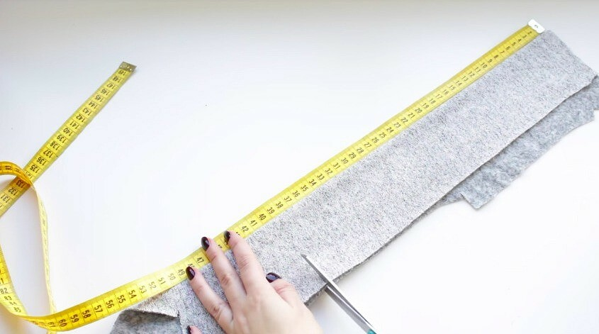 Как сшить свитер изтонкого трикотажа: мастер-класс плюс видео