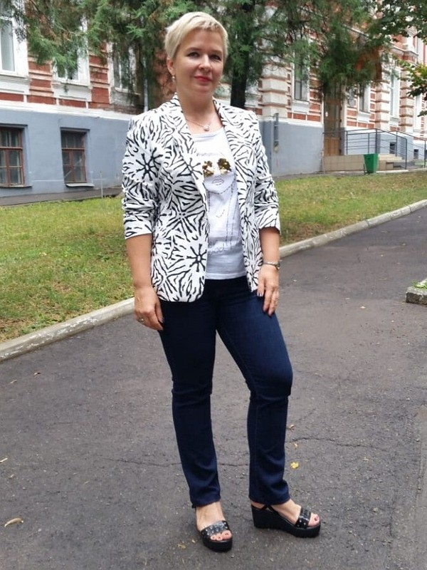 Жакет изджинса