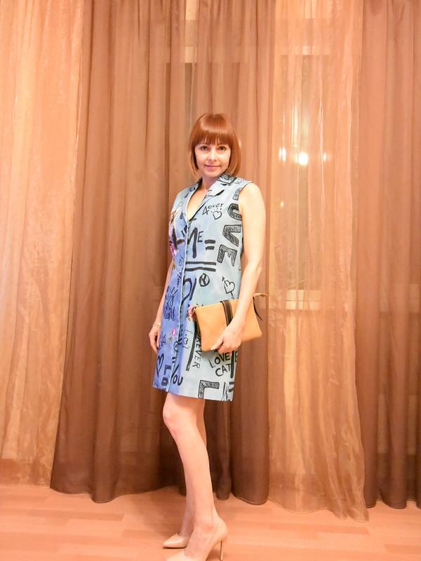 Платье-жилет от Masher