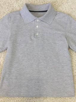 Работа с названием Рубашка-поло для сына