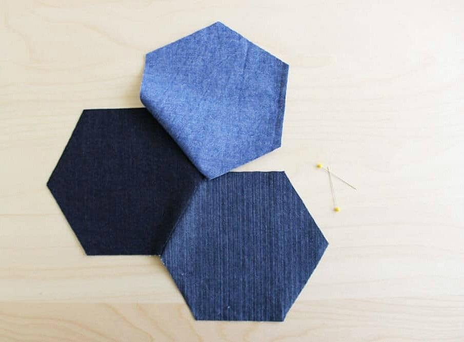 Коврик изстарых джинсов: мастер-класс