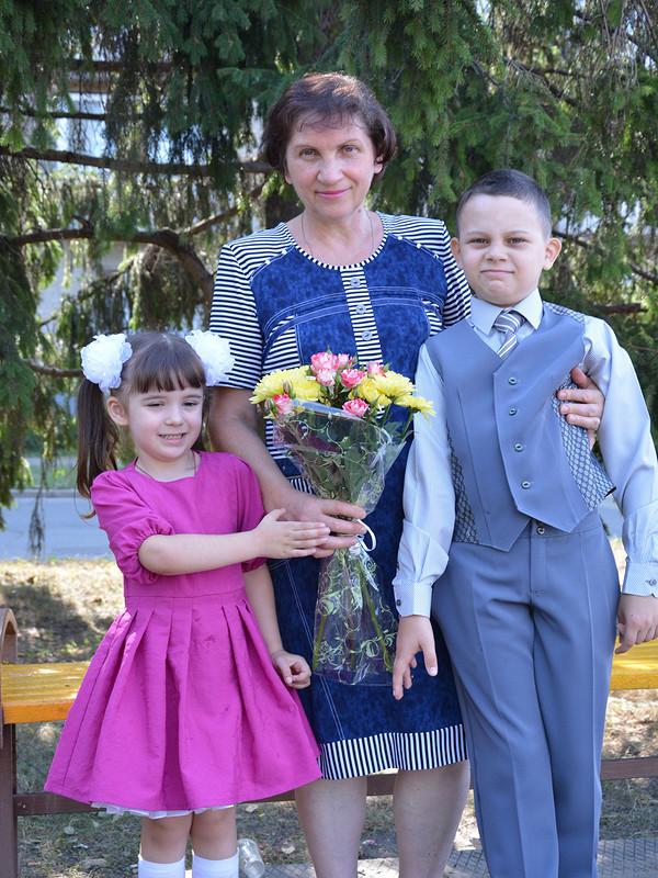 костюм двойка кшколе от borisowa