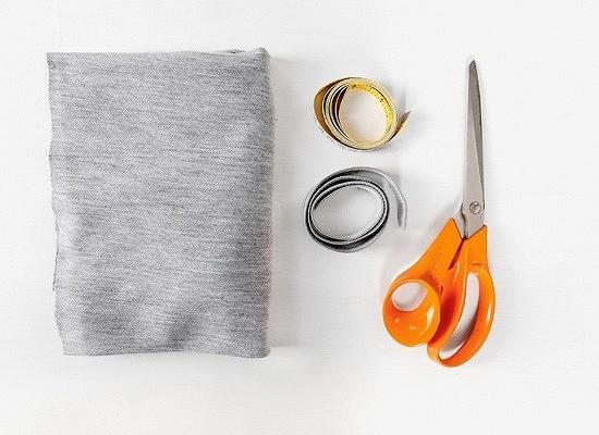 Как сшить детскую юбку безвыкройки