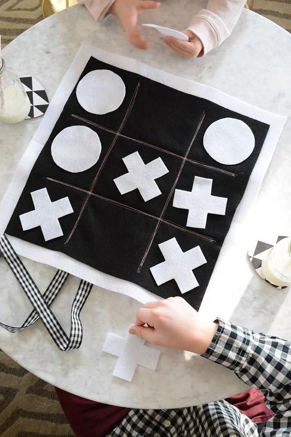 Игрушки изфетра своими руками: 6 идей смастер-классами