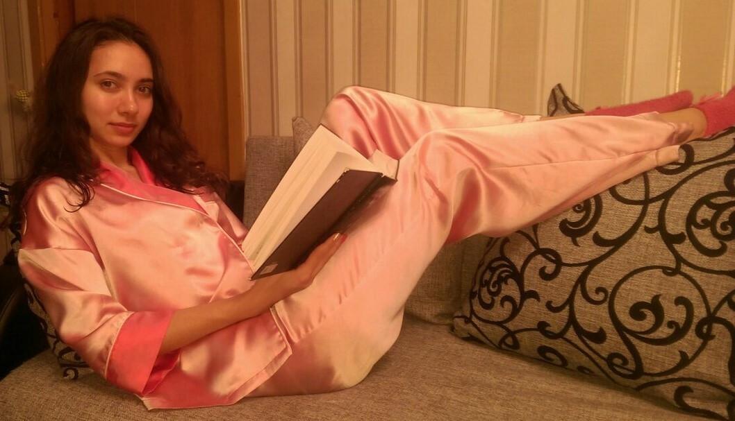 Пижама а-ля «Виктория Сикрет» от Tankam