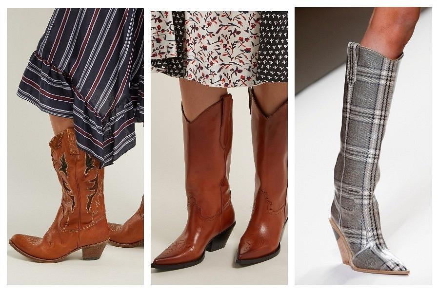 Модные сапоги осени-2018: 6 трендов