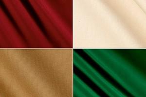 Поплин – «папская» ткань из хлопка