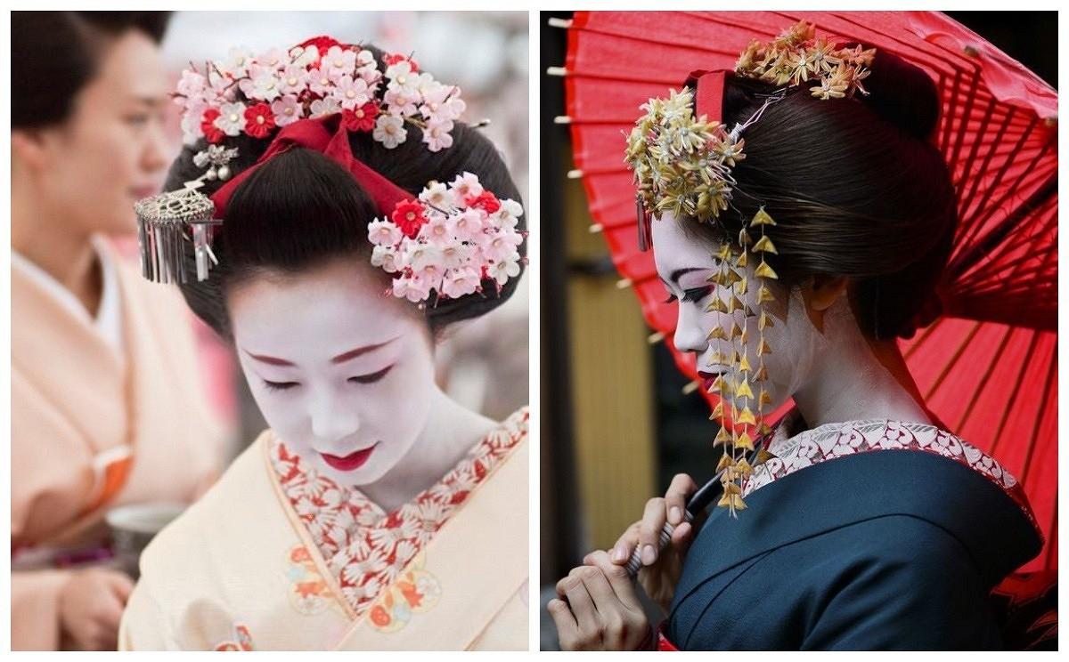 Цумами канзаши: традиционные японские украшения изатласных лент