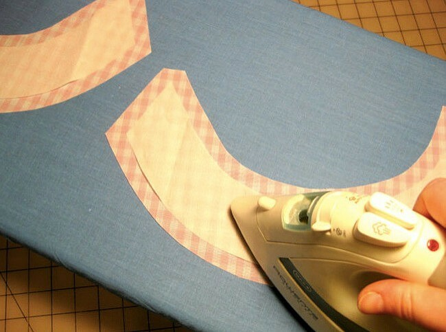 Швейные премудрости: как чисто вытачать воротник