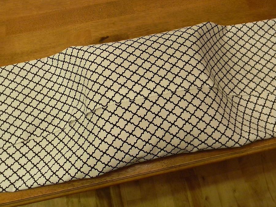 Лайфхак: наволочка длядекоративной подушки за5 минут