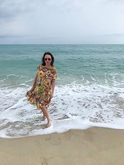 Работа с названием Быстро платье для отпуска