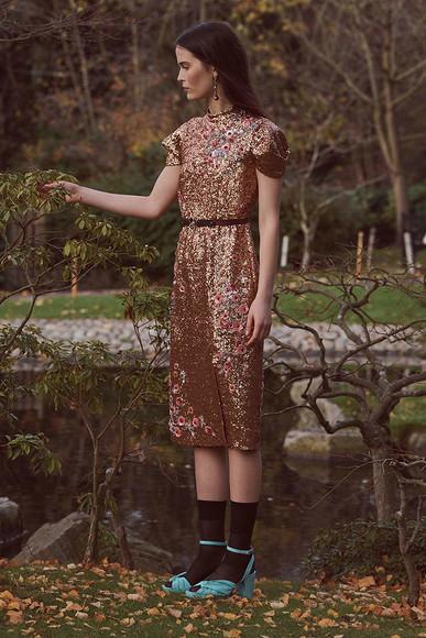 Осень вцветах: коллекция Pre-fall 2018 отErdem