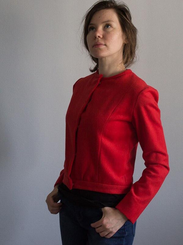 Революционный жакет от NataliaSergeeva