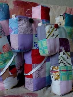 Работа с названием пэчворк подушка игрушка