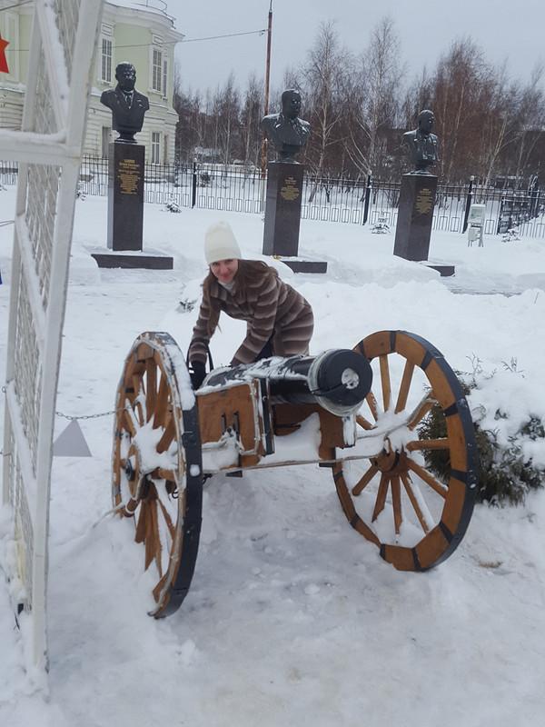 Первое зимнее от Лапулечка