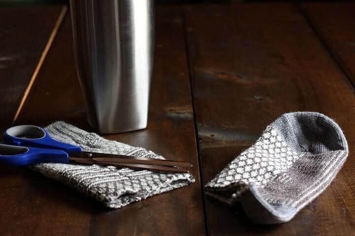 Чехол длятермостакана своими руками: 9 идей