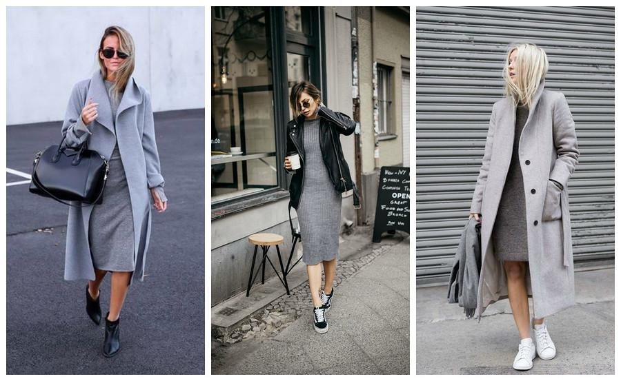 Выкройка месяца: идеальное зимнее платье