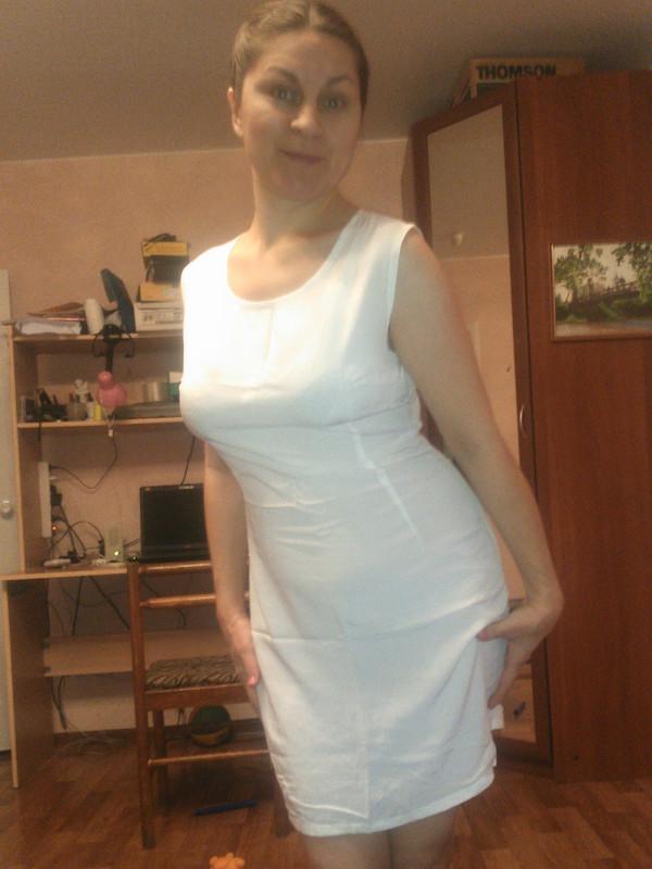 Платье изкружева от Nadya1979