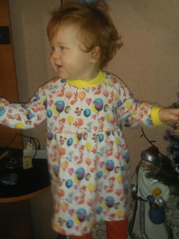 Платье илосины намалышек от Nadya1979