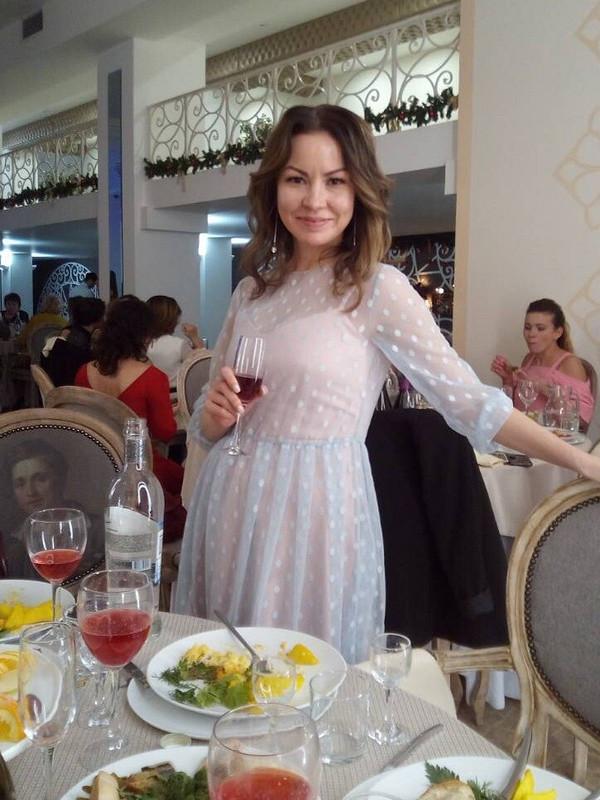 Милое платье от privet