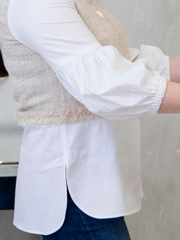Блуза «Шанель №4»