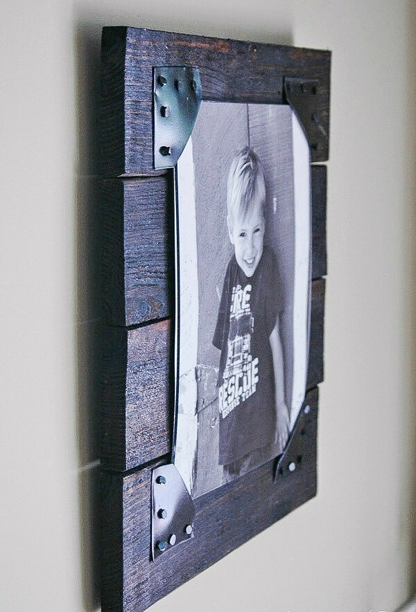 Как украсить рамы для фото, картин и постеров: 11 идей с инструкциями