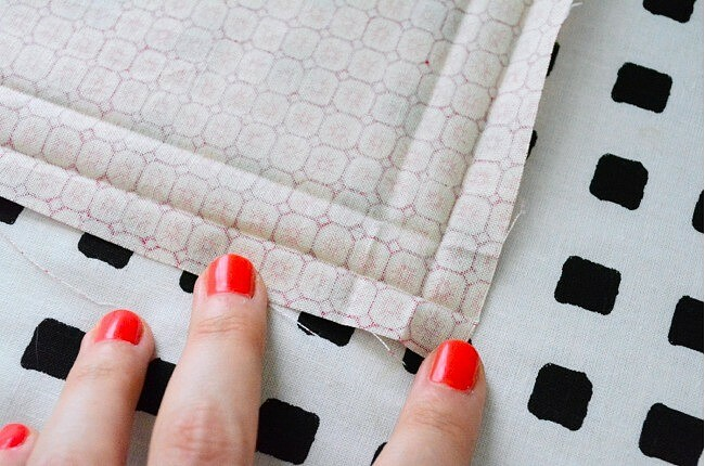 Как выполнить идеальные уголки «конвертом»: 2 способа