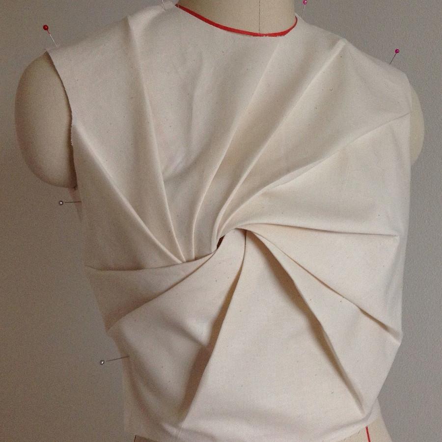 Платья встиле оригами: instagram недели