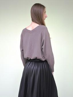 Работа с названием плиссированная юбка