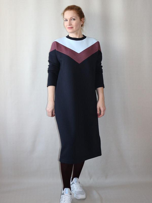 Платье изфутера