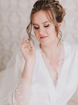 Работа с названием Халатик невесты
