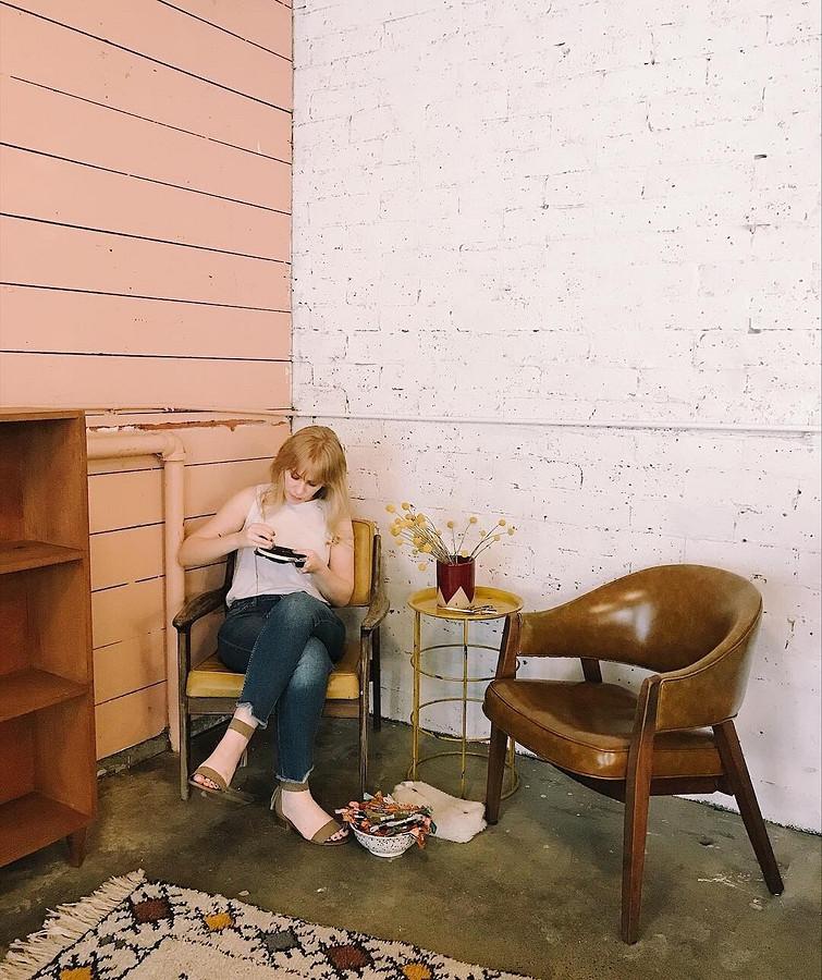 Нитки ичернила: рукодельный instagram недели