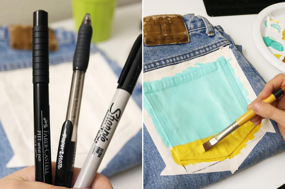 Рисуем надениме: вдохновляющие примеры + мастер-класс