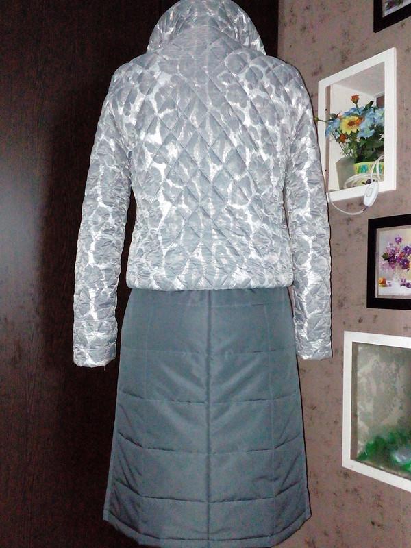 юбка длякуртки....вариант второй.
